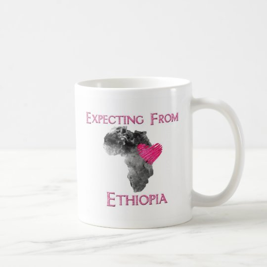 Ethiopia Adoption Coffee Mug