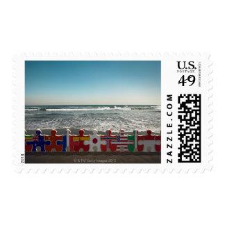 Ethiopia,Australia,People's Republic of Postage Stamp