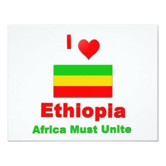 Ethiopia Card