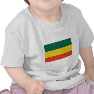 Ethiopia Civil Flag Shirts