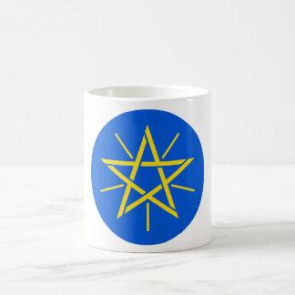Ethiopia Coat of arms ET Classic White Coffee Mug