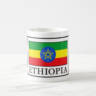 Ethiopia Coffee Mug