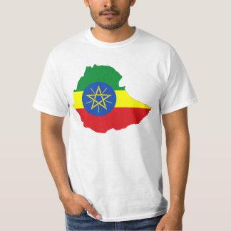 Ethiopia country flag design T-Shirt