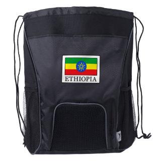 Ethiopia Drawstring Backpack