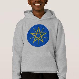 ethiopia emblem hoodie