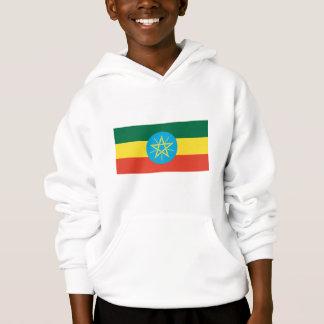 Ethiopia, Estonia flag Hoodie