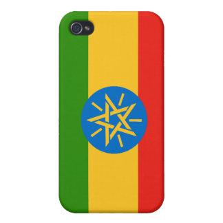 Ethiopia Ethiopian nation flag  iPhone 4 Covers