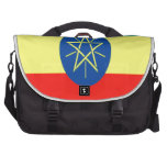 Ethiopia faith and hope laptop commuter bag
