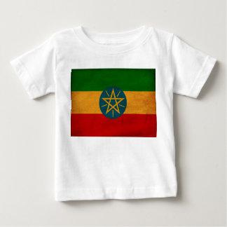 Ethiopia Flag Baby T-Shirt