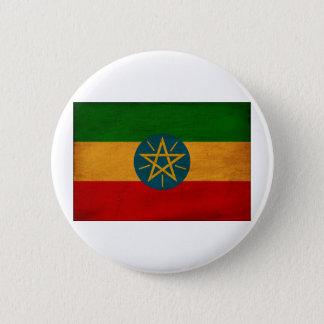 Ethiopia Flag Buttons