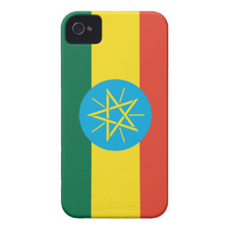 Ethiopia Flag Case-Mate iPhone 4 Case