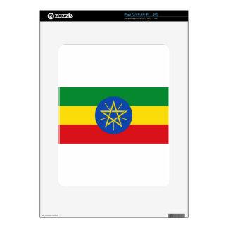 Ethiopia Flag Decal For The iPad