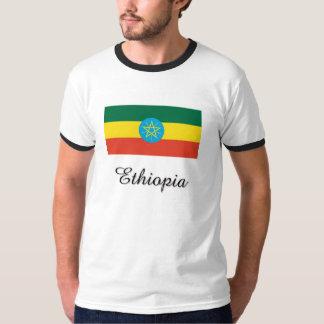 Ethiopia Flag Design T-Shirt