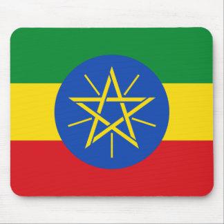 Ethiopia Flag ET Mouse Pad