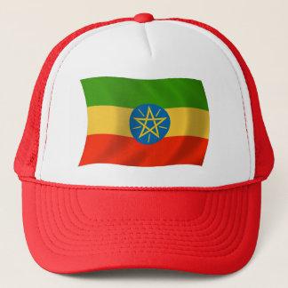 Ethiopia Flag Hat