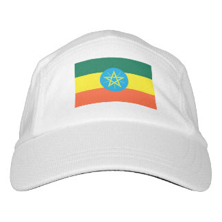 Ethiopia Flag Headsweats Hat