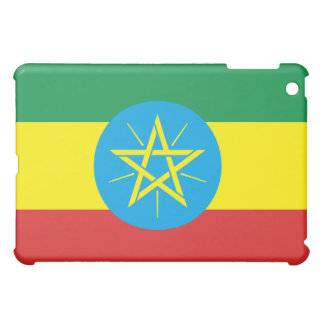 Ethiopia Flag iPad Mini Cover