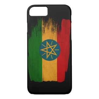 Ethiopia Flag iPhone 7 Case