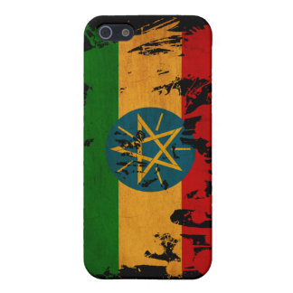 Ethiopia Flag Cover For iPhone 5/5S