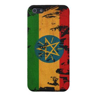Ethiopia Flag iPhone SE/5/5s Case