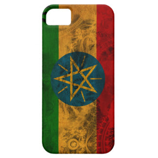 Ethiopia Flag iPhone SE/5/5s Case