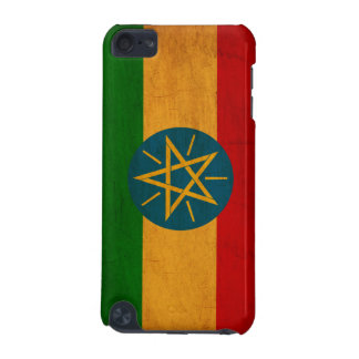 Ethiopia Flag iPod Touch (5th Generation) Case