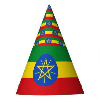 Ethiopia Flag Party Hat