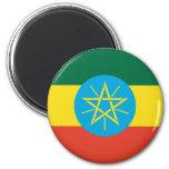 Ethiopia Flag Refrigerator Magnets