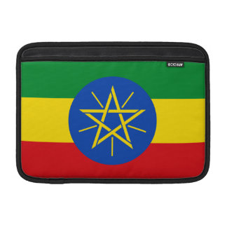 Ethiopia Flag Sleeve For MacBook Air
