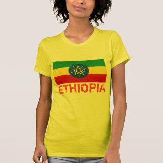 ETHIOPIA- Flag T-shirt
