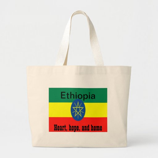 Ethiopia heart hope and home bags