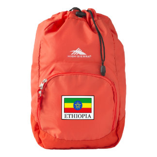 Ethiopia High Sierra Backpack