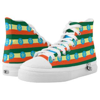Ethiopia High-Top Sneakers