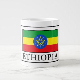 Ethiopia Large Coffee Mug