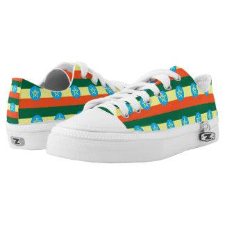 Ethiopia Low-Top Sneakers