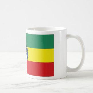 Ethiopia National Flag Coffee Mug