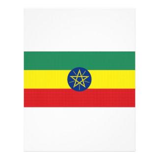 Ethiopia National Flag Flyer