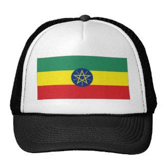 Ethiopia National Flag Mesh Hat