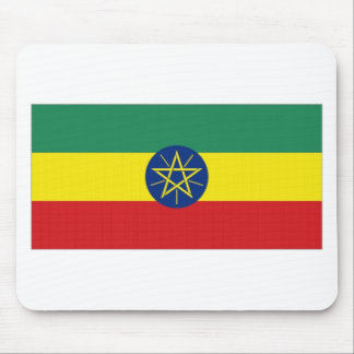 Ethiopia National Flag Mousepads