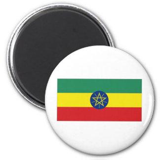 Ethiopia National Flag Refrigerator Magnet
