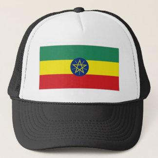 Ethiopia National Flag Trucker Hat