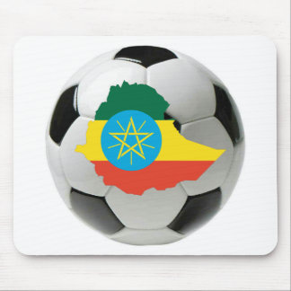 Ethiopia national team mouse pad
