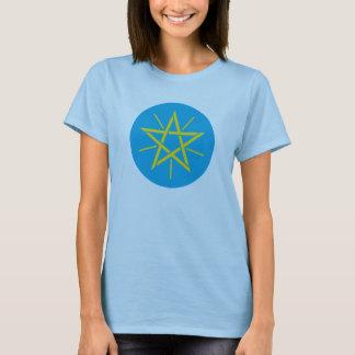 Ethiopia Official Coat Of Arms Heraldry Symbol T-Shirt