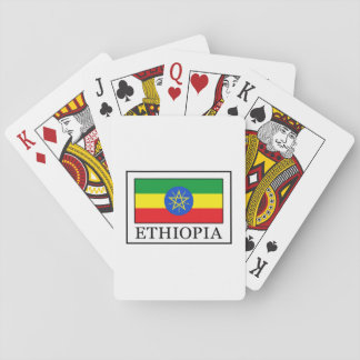 Ethiopia Playing Cards