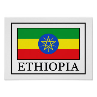 Ethiopia Poster