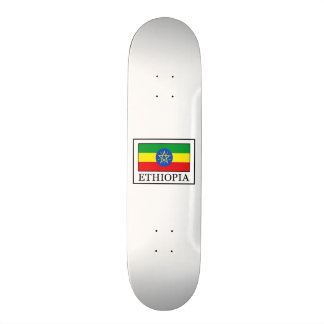 Ethiopia Skateboard