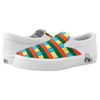Ethiopia Slip-On Sneakers
