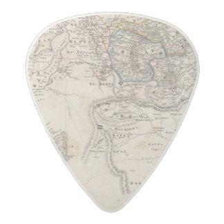 Ethiopia, Somalia, Africa Acetal Guitar Pick