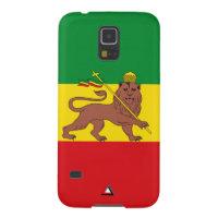 Ethiopia Vintage Flag