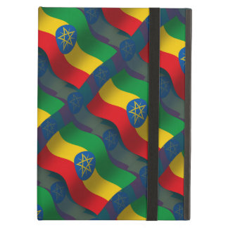 Ethiopia Waving Flag Cover For iPad Air